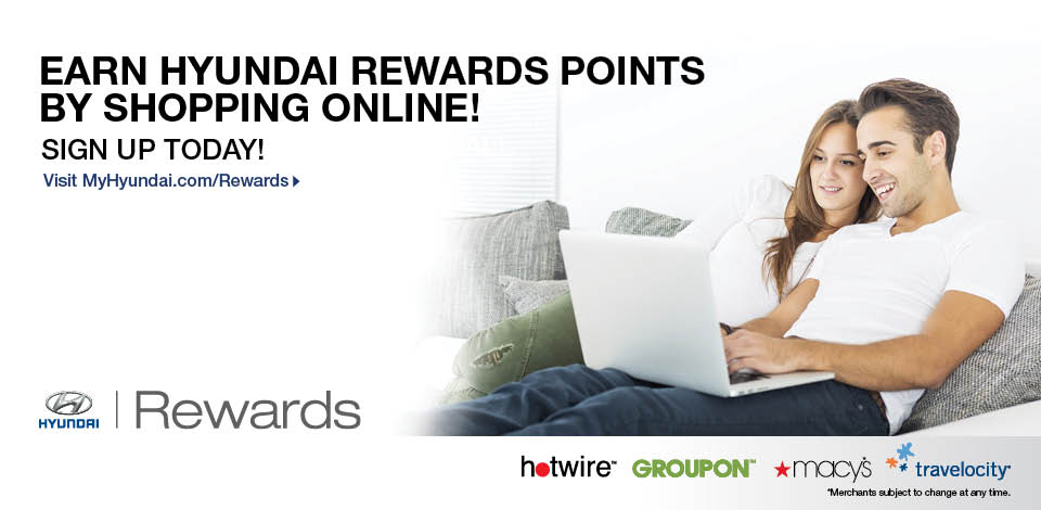 Hyundai Rewards